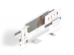 Webdesign Stuttgart Portfolio TAEL Kosmetikinstitut Onlineshop